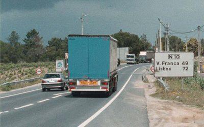 Estrada que liga Vila Franca de Xira ao Porto Alto é a segunda mais perigosa do país