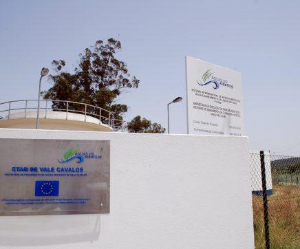 Aguas do Ribatejo investe na reabilitação e ampliação da rede de saneamento em Vale de Cavalos