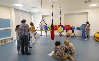 Chamusca promove formação em integração sensorial para educadores e terapeutas