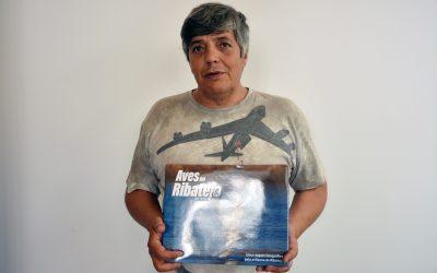 """José Freitas apresenta livro """"Aves do Ribatejo"""" na Casa da Alcáçova, em Santarém"""
