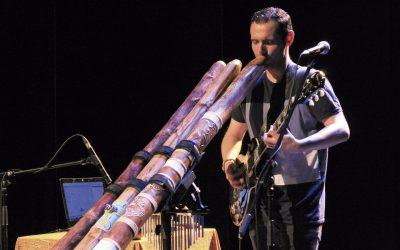 """Miguel Maat: """"Ao aprender a tocar Didgeridoo assumi uma mensagem ecológica que me tem acompanhado"""