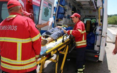 Torres Novas testa plano de emergência com simulacro de incêndio em Vale da Serra