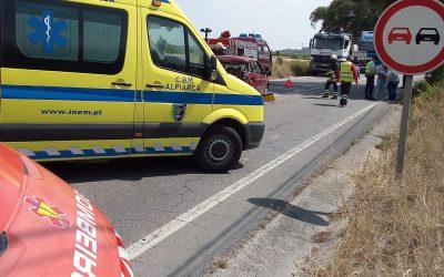 28 mortes em nove meses nas estradas da região de Santarém