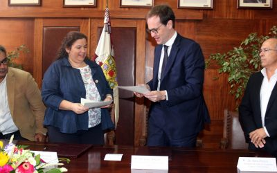 Escola Secundária do Cartaxo com requalificação no valor de 1,5 milhões de euros