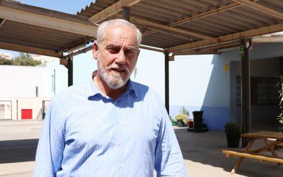 António Pina Braz é o novo director do Agrupamento de Escolas Dr. Ginestal Machado