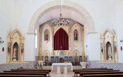 Exposição sobre Centenário da Paróquia de Santiago de Montalegre no Sardoal