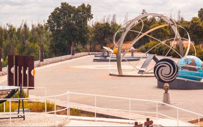 Parque de Astronomia de Constância chega aos 400 mil visitantes com os olhos postos na Lua