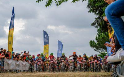 Almeirim recebe número recorde de participantes no Encontro Nacional de Escolas de Ciclismo