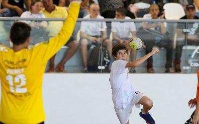 Infantis do ADC Benavente sagram-se vice-campeões nacionais de Andebol