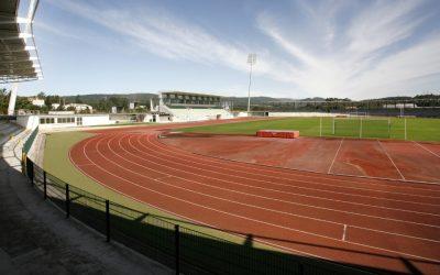 Atletas preparam Jogos Olímpicos no Complexo Desportivo de Rio Maior