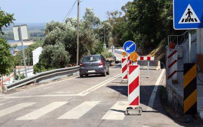 Estrada Nacional 114 já reabriu à circulação