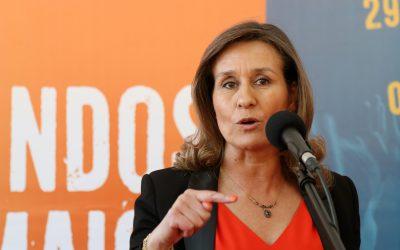 Isaura Morais eleita secretária da direcção do grupo parlamentar do PSD