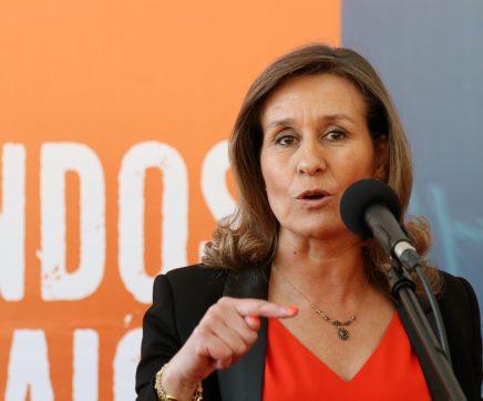 Isaura Morais suspende mandato devido a candidatura às legislativas pelo PSD