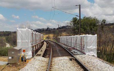 Investimento de três milhões de euros na Linha da Beira Baixa entre Abrantes a Vila Velha de Rodão