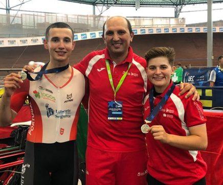 Ribatejana sagra-se vice-campeã europeia de eliminação em sub-23