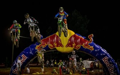 Hugo Basaula vence Supercross de Paço dos Negos