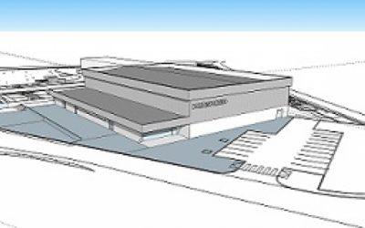 Lançado projecto de empreitada do Pavilhão Desportivo de Alcanede