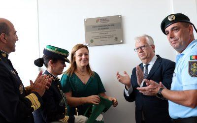 VÍDEO | Quartel da GNR de Alcanena renovado ao fim de 20 anos
