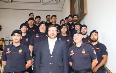 Corpo de Bombeiros Sapadores de Santarém promove 17 elementos a sub-chefe de 2ª classe