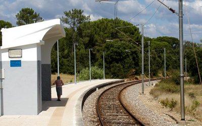 IP investe 2,4 ME na reabilitação do ramal ferroviário de Tomar