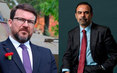 """Ricardo Gonçalves e Morais Sarmento """"às turras"""" por causa de listas em Santarém para as legislativas"""