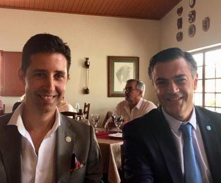 Aliança apresenta toureiro Pedrito de Portugal como número dois por Santarém