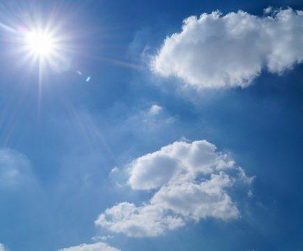 Calor regressa na próxima semana com temperaturas a subir até aos 35 graus
