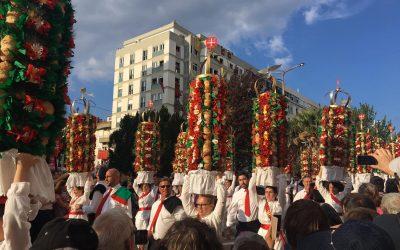 "Tomar prepara com ""entusiasmo"" candidatura da Festa dos Tabuleiros a Património Imaterial da Humanidade"