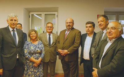 Seis autarquias do Médio Tejo formalizam empresa intermunicipal 'Tejo Ambiente'