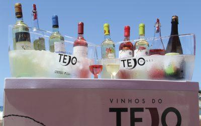 'Vinhos do Tejo (à prova) nas Praias' pelo quarto ano consecutivo