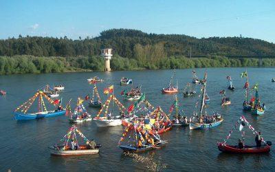 Cerca de 50 barcos e milhares de pessoas esperados na tradicional bênção em Constância