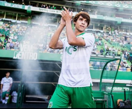 Sporting empresta Daniel Bragança ao Estoril