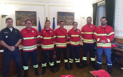Bombeiros de Salvaterra de Magos com Equipa de Intervenção Permanente 10 anos depois
