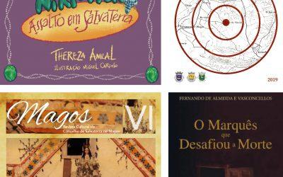 Salvaterra de Magos promove publicação de quatro livro nas jornadas da Cultura
