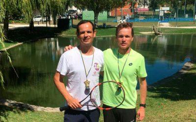 Gonçalo Andrade conquista primeiro título internacional pelo Ténis Almeirim