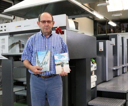 """Alfredo Mendes: """"Acredito que o suporte em papel irá sobreviver, até porque é mais ecológico que os computadores"""""""