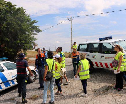 Mais de 100 pessoas envolvidas na busca por idosa desaparecida no Cartaxo