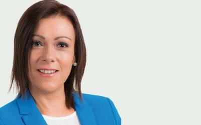 Cristina Barradas é a cabeça-de-lista do 'Nós, Cidadãos' por Santarém