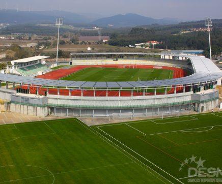 Comunicação social mede forças no futebol 7 em Rio Maior