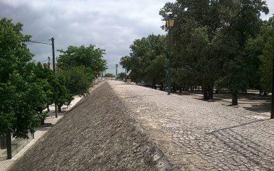 Reabilitação dos diques de Valada arranca na segunda-feira no Cartaxo