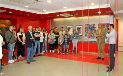 Novas exposições nas 'Galerias com Arte' no centro histórico de Santarém