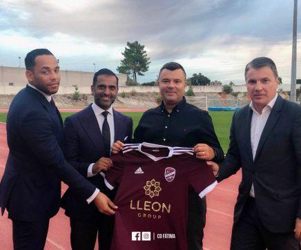 Novo accionista da SAD do Fátima apresenta treinador