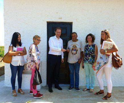 Município do Cartaxo entrega habitação com renda controlada