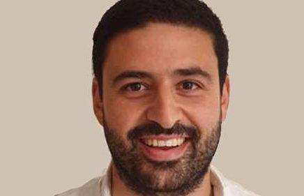 João Pita Soares é o rosto do partido Iniciativa Liberal por Santarém