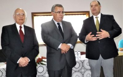 Ludgero Mendes distinguido com Colar de Mérito da Federação do Folclore Português