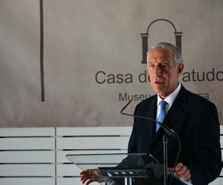 Marcelo Rebelo de Sousa marcou eleições legislativas para 6 de Outubro