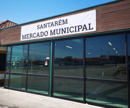 Concelhos do distrito de Santarém com mercado diário impõem limitações