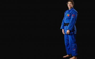 Patrícia Sampaio quer chegar ao topo do judo e ser cabeça de série em Tóquio2020