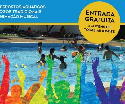 Dia da Juventude assinalado com entradas gratuitas nas piscinas em Sardoal