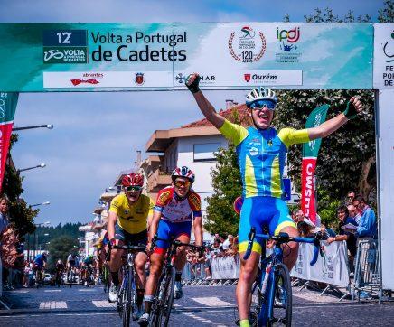Lucas Lopes conquista a Volta a Portugal de Cadetes